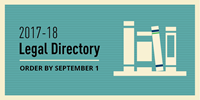 2017-18 Legal Directory
