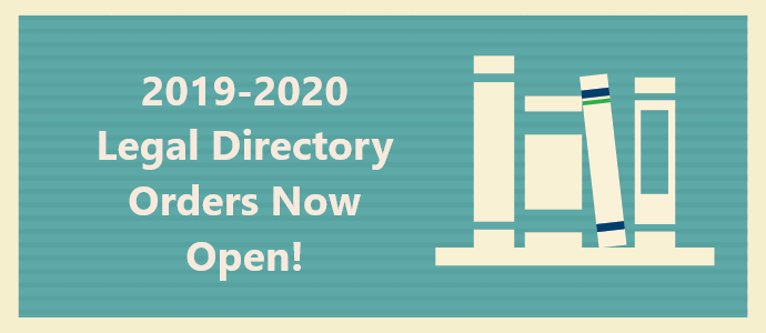 2019-2020 Legal Directory